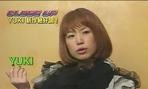 髪型 YUKI